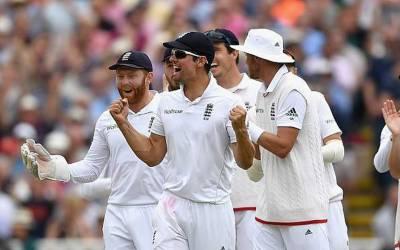 بھارت کے خلاف ٹیسٹ سیریز میں کامیابی ٹیم کی اجتماعی کوششوں کا نتیجہ ہے۔ ایلسٹر کک