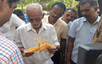 بھارت: 91 سالہ شخص نے 87 سالہ بیوی کو قتل کرکے جلادیا