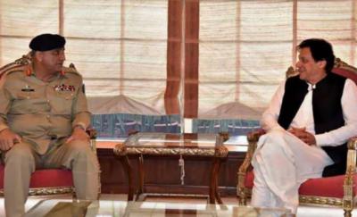 وزیراعظم اور آرمی چیف کی تیسری ملاقات