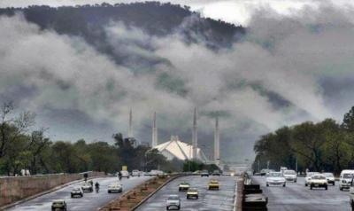 ملک کے مختلف حصوں میں مزید بارش کا امکان