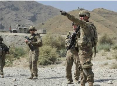 افغانستان میں ساتھی فوجی اہلکار کی فائرنگ سے ایک امریکی فوجی ہلاک اور ایک زخمی ہوگیا،