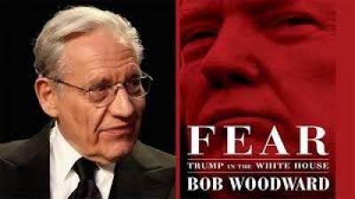امریکی صحافی باب ووڈورڈز نے اپنی کتاب میں سنسنی خیز دعویٰ کردیا،