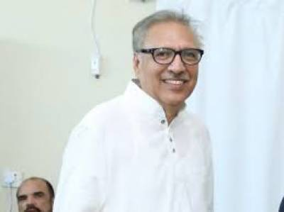 نومنتخب صدر مملکت ڈاکٹر عارف علوی نے قومی اسمبلی کی نشست سے استعفیٰ دے دیا۔