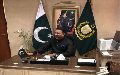 وفاقی وزیر اطلاعات فواد چوہدری کا یوم دفاع کے حوالے سے پیغام