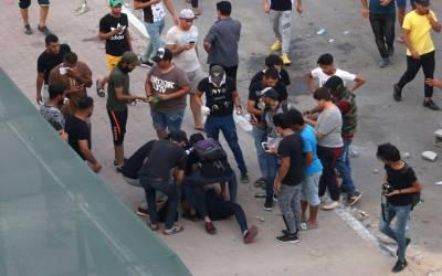 عراق: بصرہ میں سکیورٹی فورسز کی فائرنگ سے 6 مظاہرین ہلاک، کرفیو نافذ