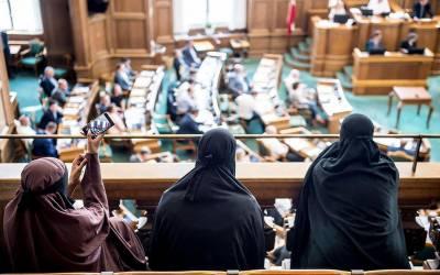 ڈنمارک: نقاب اوڑھنے پر مسلمان خاتون پر جرمانہ عائد
