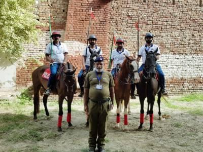 پنجاب سیف سٹیز اتھارٹی کے نوجوان افسران کا نیزہ بازی کا شاندارمظاہرہ, سیف سٹیز اتھارٹی یوم دفاع پر تمام شہداء کو خراج عقیدت پیش کرتی ہے : ترجمان