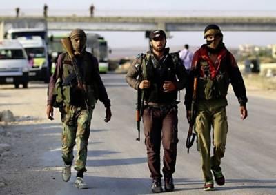 اسرائیل نےشام میں باغیوں کے12گروپوں کوہتھیاربھی دیے،اسرائیلی اخبار