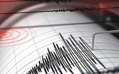 مقبوضہ کشمیر میں زلزلے کے ہلکے جھٹکے محسوس کئے گئے۔