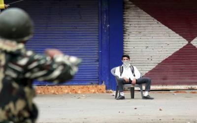 جموں و کشمیر میں منصوبہ بند ی سے فوجی کارروائی میں شہری قتل کی جارہے ہیں۔ سید علی گیلانی