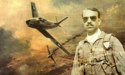 MM Alam: The distinguished hero of 1965 war