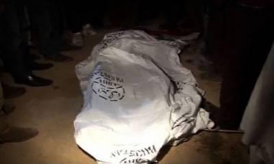 فیصل آباد: تھانوں کی حدود کا تنازع، نعش 3گھنٹے نالے میں پڑی رہی