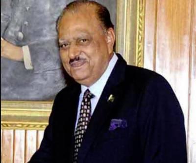 صدر ممنون حسین 5 سال بطور صدر پاکستان رہنے کے بعد آج ریٹائرڈ ہو جائیں گے
