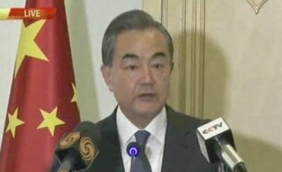 پاک چین تعاون سے سرمایہ کاری میں اضافہ اوربیروزگاری میں کمی ہوگی:چینی وزیر خارجہ وانگ ژی