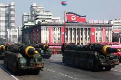 شمالی کوریا پریڈ میں بین الابراعظمی میزائل نمائش کیلئے پیش نہیں کرے گا۔