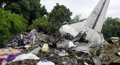 جنوبی سوڈان میں چھوٹا طیارہ گر کر تباہ ہو گیا جس کے نتیجے میں21 افراد ہلاک اور3 زخمی