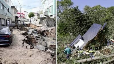 جاپان میں زلزلے سے ہلاکتوں کی تعداد44 ہوگئی