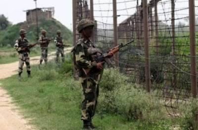 لائن آف کنٹرول پر بھارتی فوج کی بلااشتعال فائرنگ اور گولہ باری سے ایک شہری شہید