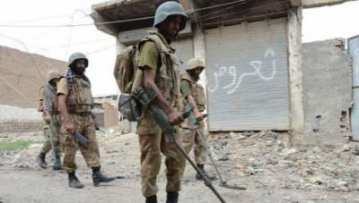 کوئٹہ: ایف سی بلوچستان نے دہشت گردی کا بڑا منصوبہ ناکام بناتے ہوئے ضلع ژوب سے 235 کلو وزنی 21 آئی ای ڈیز برآمد کرلیں۔