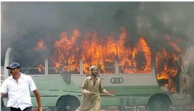 کراچی: سندھ ہائیکورٹ نے سانحہ 12 مئی کی تحقیقات کے لیے مشترکہ تحقیقاتی ٹیم (جے آئی ٹی) بنانے کا حکم دیا ہے۔