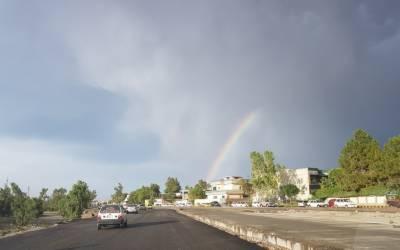 ملک کے مختلف حصوں میں بارش سے گرمی اور حبس کی شدت انتہائی کم ہو گئی۔