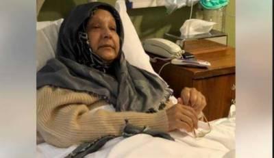 لندن: کینسر کے مرض میں مبتلا سابق وزیراعظم نوازشریف کی اہلیہ بیگم کلثوم نواز لندن کے اسپتال میں دوران علاج چل بسیں۔