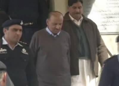 لاہور کی عدالت نے اراجی سکینڈل کیس میں سابق چیئرمین متروکہ وقف املاک بورڈ آصف ہاشمی پردو مقدمات میں فرد جرم عائد کردی