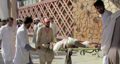 افغانستان کے صوبے ننگرہارمیں خودکش دھماکے میں ہلاکتوں کی تعداد68 ہوگئی