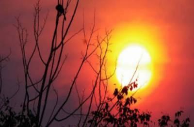 ملک بھر میں موسم خشک ہوگیا، سورج کی تپش سے بیشتر شہروں میں گرمی کا راج