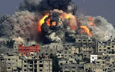 ادلب میں بمباری جنگی جرائم کو بڑھا سکتی ہے۔ فرانسیسی وزیر خارجہ