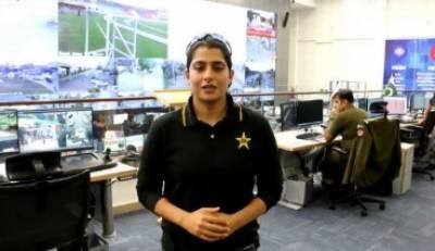 قومی کرکٹ ٹیم کی سابق کپتان ثناء میر پنجاب سیف سٹیز اتھارٹی کی برینڈ ایمبیسڈر بن گئیں