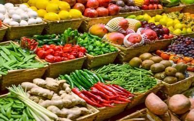 سبزیوں اورپھلوں کا استعمال صحت کےلئے مفیدہے۔ ماہرین