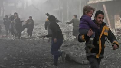 شام میں 7 برس سے جاری جنگ میں ہلاکتوں کی تعداد 3 لاکھ 60 ہزار سے بڑھ گئی۔ سیریئن آبزرویٹری