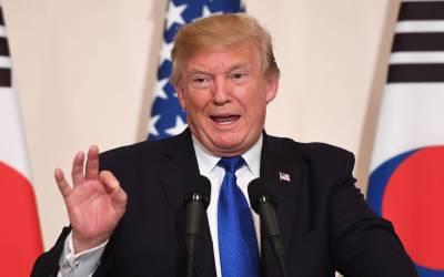 چین کے ساتھ تجارتی معاہدے کے لئے کوئی دباو نہیں۔ امریکی صدرٹرمپ