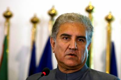 Different issues were thrown light on in today's negotiations, says Shah Mehmood Qureshi