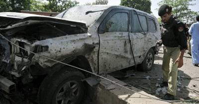 پشین: اسسٹنٹ کمشنر کی گاڑی کے قریب دھماکا