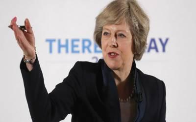 بریگزٹ معاہدے کا کوئی متبادل نہیں۔ برطانوی وزیر اعظم