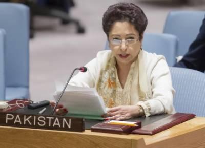 طویل افغان جنگ کا مذاکرات کے ذریعے خاتمہ ممکن ہے، پاکستان اور افغانستان کی تقدیریں آپس میں ملی ہوئی ہیں,ملیحہ لودھی