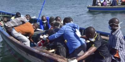 افریقی ملک تنزانیہ میں کشتی ڈوبنے کے باعث ہونے والی ہلاکتوں کی تعدا224 ہو گئی
