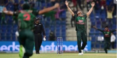 ایشیا کپ کے سپر فور مرحلے میں بنگلا دیش نے سخت مقابلے کے بعد افغانستان کو تین رنز سے شکست دے دی