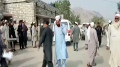 خیبر: لنڈی کوتل میں مٹی کا تودہ گرنے سے ماں اور 3 بیٹیاں جاں بحق