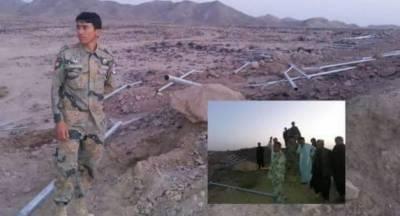 سرحدی تنازعہ: افغان فورسز نے پاکستان کی طرف سے لگائے گئے باڑ کو اکھاڑ دیا