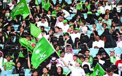 """سعودی گلوکارہ """" وعد محمد"""" نے قومی دن کے موقع پر انگریزی زبان میں پہلا نغمہ جاری کردیا"""