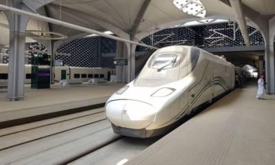 سعودی عرب ریلوے کے بڑے منصوبے