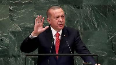 اقتصادی پابندیوں کے بطور ہتھیار استعمال چپ نہیں رہیں گے۔ ترک صدر