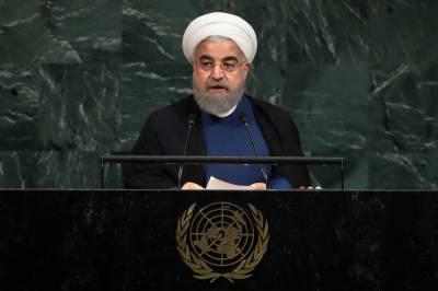 امریکا کی ایران پالیسی شروع سے ہی غلط رہی ہے۔ ایرانی صدر