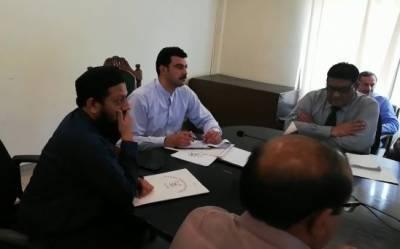محنت کشوں کے پیسے سے چلنے والے سوشل سکیورٹی ہسپتالوں کی حالتِ زار بہتر بنائی جائے ۔وزیر محنت انصر مجید خان