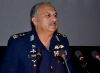 پاکستان مضبوط بنیادوں پرقائم ہے،مسلح افواج اوربہادرقوم نے عالمی امن کیلئے بے پناہ قربانیاں دیں۔ ایئرچیف مارشل مجاہد انورخان