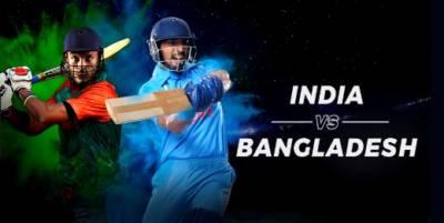 ایشیا کپ کے فائنل میں آج بھارت اور بنگلادیش کے درمیان جوڑ پڑے گا