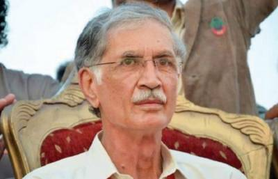 PM Imran Khan approves Pervez Khattak name to head committee to probe poll rigging